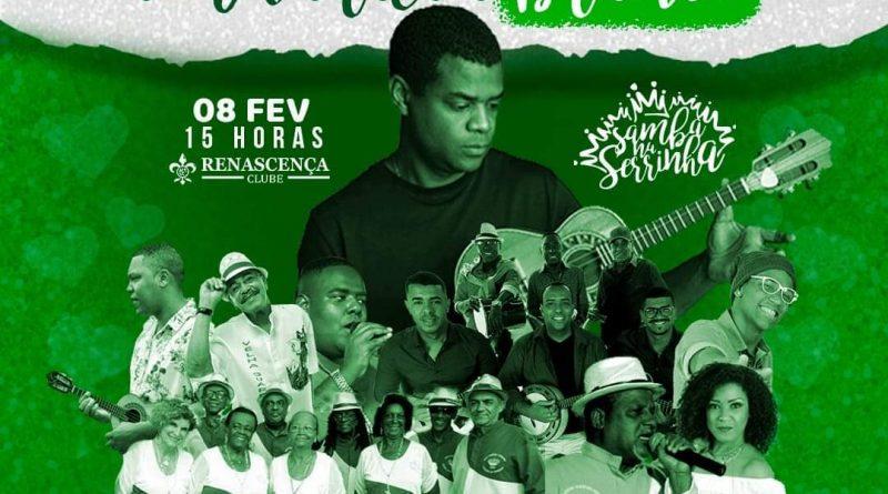 """O Renascença Clube apresenta no próximo dia 8 de fevereiro """"Um ato de amor em verde e branco""""."""