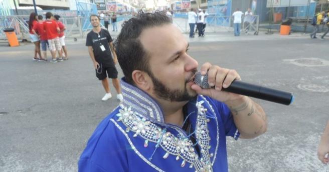 Leandro Santos é o novo intérprete da Unidos da Ponte!