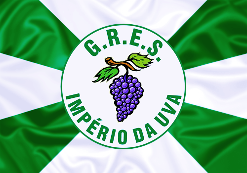 """Samba Enredo concorrente no Império da Uva """"ANDAR COM FÉ EU VOU"""""""